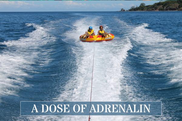 Hauraki Adventures watersports & adventures Fiji