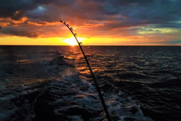 Fishing in Fiji with Hauraki Adventures